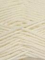 Fiber Content 55% Lambs Wool, 25% Acrylic, 20% Polyamide, White, Brand KUKA, Yarn Thickness 3 Light  DK, Light, Worsted, fnt2-17554