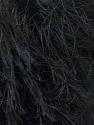 Fiber Content 100% Polyamide, Brand KUKA, Black, Yarn Thickness 5 Bulky  Chunky, Craft, Rug, fnt2-20826