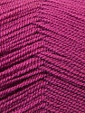 Very thin yarn. It is spinned as two threads. So you will knit as two threads. Yardage information is for only one strand. Fiber Content 100% Acrylic, Brand ICE, Dark Rose Pink, Yarn Thickness 1 SuperFine  Sock, Fingering, Baby, fnt2-22453
