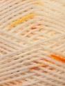 Fiber Content 100% Baby Acrylic, Yellow, Orange, Brand Ice Yarns, Cream, Brown, Yarn Thickness 2 Fine  Sport, Baby, fnt2-23503