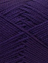 Fiber Content 100% Acrylic, Brand Ice Yarns, Dark Purple, Yarn Thickness 2 Fine  Sport, Baby, fnt2-23596