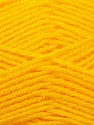 Fine Weight  Fiber Content 100% Acrylic, Yellow, Brand Ice Yarns, Yarn Thickness 2 Fine  Sport, Baby, fnt2-23689