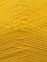 Fine Weight  Fiber Content 100% Acrylic, Yellow, Brand Ice Yarns, Yarn Thickness 2 Fine  Sport, Baby, fnt2-24517