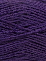 Fine Weight  Fiber Content 100% Acrylic, Purple, Brand Ice Yarns, Yarn Thickness 2 Fine  Sport, Baby, fnt2-24518