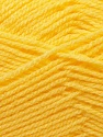 Fiber Content 100% Baby Acrylic, Brand Ice Yarns, Baby Yellow, Yarn Thickness 2 Fine  Sport, Baby, fnt2-24526