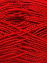 Fiber Content 100% Acrylic, Brand Ice Yarns, Dark Red, Yarn Thickness 1 SuperFine  Sock, Fingering, Baby, fnt2-24612