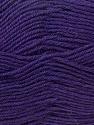 Fiber Content 100% Virgin Wool, Purple, Brand ICE, Yarn Thickness 3 Light  DK, Light, Worsted, fnt2-24763