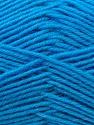 Fiber Content 100% Virgin Wool, Brand ICE, Blue, Yarn Thickness 3 Light  DK, Light, Worsted, fnt2-24768