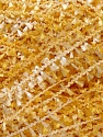 Fiber Content 100% Polyester, Yellow, Brand ICE, Cream, Yarn Thickness 4 Medium  Worsted, Afghan, Aran, fnt2-25230