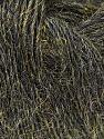 Fiber Content 40% Australian Wool, 40% Acrylic, 20% Polyamide, Brand Ice Yarns, Green, Dark Grey, Yarn Thickness 1 SuperFine  Sock, Fingering, Baby, fnt2-26110