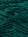 Fiber Content 100% Micro Fiber, Brand Ice Yarns, Dark Green, Yarn Thickness 5 Bulky  Chunky, Craft, Rug, fnt2-26177