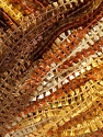 Fiber Content 100% Polyester, Brand ICE, Brown Shades, Yarn Thickness 4 Medium  Worsted, Afghan, Aran, fnt2-26552