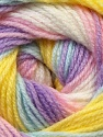 Fiber Content 100% Baby Acrylic, Yellow, White, Pink, Lilac, Brand ICE, Blue, Yarn Thickness 2 Fine  Sport, Baby, fnt2-29610