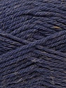 Fiber Content 70% Acrylic, 20% Wool, 10% Linen, Purple, Brand ICE, Yarn Thickness 4 Medium  Worsted, Afghan, Aran, fnt2-32444