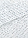 Fiber Content 50% Viscose, 50% Rayon, White, Brand Ice Yarns, Yarn Thickness 2 Fine  Sport, Baby, fnt2-32625