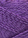 Fiber Content 50% Viscose, 50% Rayon, Lavender, Brand Ice Yarns, Yarn Thickness 2 Fine  Sport, Baby, fnt2-32635