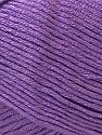 Fiber Content 100% Viscose, Lavender, Brand Ice Yarns, Yarn Thickness 2 Fine  Sport, Baby, fnt2-32655