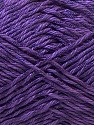 Fiber Content 50% Cotton, 50% Polyester, Purple, Brand Ice Yarns, Yarn Thickness 2 Fine  Sport, Baby, fnt2-33047