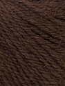 Fiber Content 100% Alpaca, Brand Ice Yarns, Brown, Yarn Thickness 2 Fine  Sport, Baby, fnt2-33113