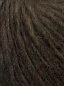 Fiber Content 50% Wool, 40% Acrylic, 10% Alpaca, Brand ICE, Dark Khaki, Yarn Thickness 4 Medium  Worsted, Afghan, Aran, fnt2-34421