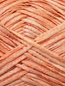Fiber Content 50% Cotton, 50% Acrylic, White, Light Salmon, Brand ICE, Yarn Thickness 3 Light  DK, Light, Worsted, fnt2-34921