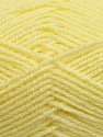 Fiber Content 100% Baby Acrylic, Brand Ice Yarns, Baby Yellow, Yarn Thickness 2 Fine  Sport, Baby, fnt2-34967
