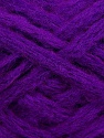 Fiber Content 75% Acrylic, 15% Wool, 10% Polyamide, Purple, Brand ICE, Yarn Thickness 6 SuperBulky  Bulky, Roving, fnt2-35188