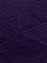 Fiber Content 60% Acrylic, 40% Angora, Purple, Brand Ice Yarns, Yarn Thickness 2 Fine  Sport, Baby, fnt2-35210
