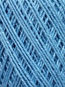 Fiber Content 100% Bamboo, Brand ICE, Baby Blue, Yarn Thickness 2 Fine  Sport, Baby, fnt2-35231