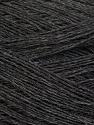 Fiber Content 60% Baby Alpaca, 25% Merino Wool, 15% Nylon, Brand ICE, Dark Grey, fnt2-35524