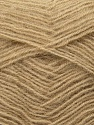Fiber Content 70% Angora, 30% Acrylic, Light Brown, Brand ICE, Yarn Thickness 2 Fine  Sport, Baby, fnt2-35671