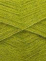 Fiber Content 70% Angora, 30% Acrylic, Brand ICE, Green, Yarn Thickness 2 Fine  Sport, Baby, fnt2-35673