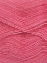 Fiber Content 70% Angora, 30% Acrylic, Pink, Brand ICE, Yarn Thickness 2 Fine  Sport, Baby, fnt2-35683
