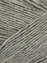 Fiber Content 60% Baby Alpaca, 25% Merino Wool, 15% Nylon, Brand ICE, Grey Melange, Yarn Thickness 3 Light  DK, Light, Worsted, fnt2-35697