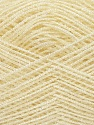 Fiber Content 60% Polyester, 40% Lurex, Brand Ice Yarns, Cream, Yarn Thickness 5 Bulky  Chunky, Craft, Rug, fnt2-35774