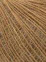 Fiber Content 55% Acrylic, 25% Alpaca, 20% Wool, Light Brown, Brand ICE, Yarn Thickness 2 Fine  Sport, Baby, fnt2-35850
