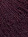 Fiber Content 65% Acrylic, 5% Polyester, 10% Wool, 10% Alpaca, 10% Viscose, Maroon, Brand ICE, Yarn Thickness 3 Light  DK, Light, Worsted, fnt2-35951