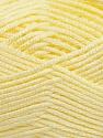 Fiber Content 100% Acrylic, Lemon Yellow, Brand ICE, Yarn Thickness 2 Fine  Sport, Baby, fnt2-36378