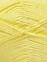 Fiber Content 100% Acrylic, Brand ICE, Baby Yellow, Yarn Thickness 2 Fine  Sport, Baby, fnt2-36380