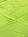 Fiber Content 100% Acrylic, Neon Green, Brand ICE, fnt2-36396