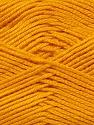 Fiber Content 100% Acrylic, Brand ICE, Dark Yellow, Yarn Thickness 2 Fine  Sport, Baby, fnt2-36398