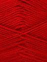 Fiber Content 100% Acrylic, Red, Brand ICE, fnt2-36400