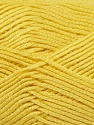 Fiber Content 100% Acrylic, Yellow, Brand ICE, Yarn Thickness 2 Fine  Sport, Baby, fnt2-36405