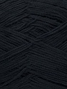 Fiber Content 78% Polyamide, 22% Acrylic, Brand Ice Yarns, Black, Yarn Thickness 2 Fine  Sport, Baby, fnt2-36416
