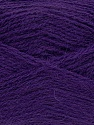 Fiber Content 70% Acrylic, 30% Angora, Purple, Brand Ice Yarns, Yarn Thickness 2 Fine  Sport, Baby, fnt2-36463