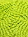 Fiber Content 90% Acrylic, 10% Polyamide, Brand ICE, Green, fnt2-36506