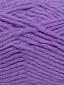 Fiber Content 50% Acrylic, 50% Wool, Lavender, Brand ICE, fnt2-36516