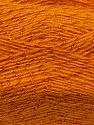 Fiber Content 70% Acrylic, 5% Lurex, 25% Angora, Orange, Brand Ice Yarns, Gold, Yarn Thickness 2 Fine  Sport, Baby, fnt2-36557