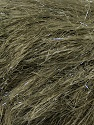Fiber Content 71% Polyamide, 16% Polyester, 13% Lurex, Khaki, Brand ICE, Yarn Thickness 5 Bulky  Chunky, Craft, Rug, fnt2-36758