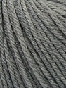 Fiber Content 50% Silk, 30% Merino Superfine, 20% Cashmere, Brand Ice Yarns, Grey, Yarn Thickness 3 Light  DK, Light, Worsted, fnt2-36992